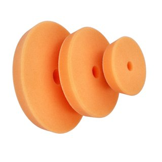 ProfiPolish cutting pad DA orange Ø 95 / 145 / 175 mm