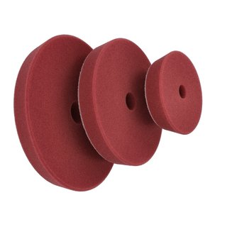 ProfiPolish polishing pad DA soft cut blackberry Ø 95 / 145 / 175 mm
