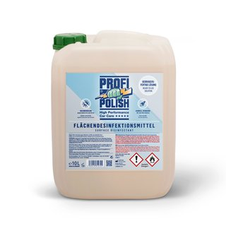 ProfiPolish Surface Disinfectant 10 liter