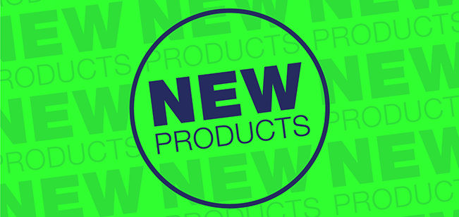 HOT - NEW PRODUCTS!